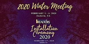 Women's Council of REALTORS®, California 2020 Winter...