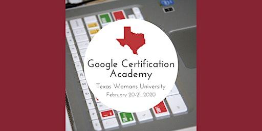 Google Certification Academy - A Google Certified Educator Prep Course