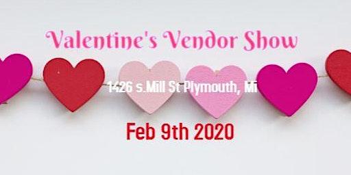 Valentines Vendor Event