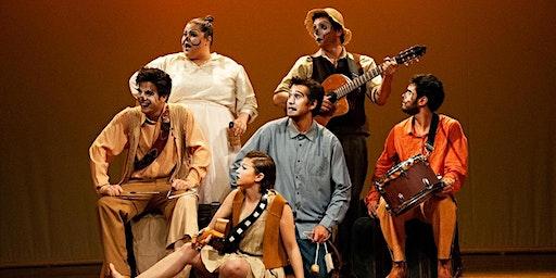 Desconto: O Mágico Di Ó – O Clássico em Forma de Cordel, no Festival de Férias do Teatro Folha