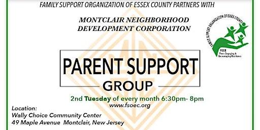 Montclair Parent  Support Group