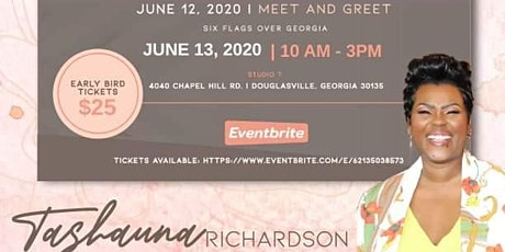 #ifought4HER  Georgia tickets