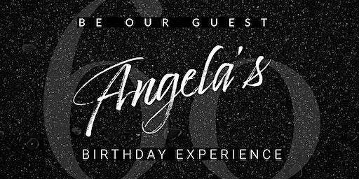 Angela's 60th Birthday