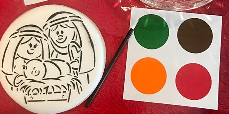 Gourmet Christmas cookie painting tickets