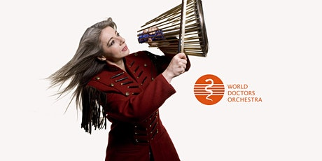 Evelyn Glennie and the World Doctors Orchestra tickets