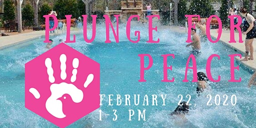 Plunge For Peace