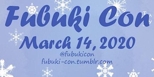 Fubuki Con 2020 Artist Alley