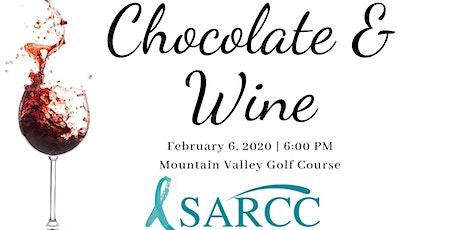 Chocolate & Wine 2020 tickets