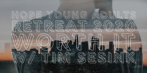 Hope Young Adults Winter Retreat 2020!