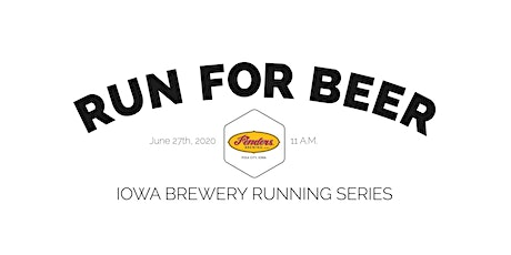 Beer Run - Fenders  Brewing | Part of the 2020 Iowa Brewery Running Series tickets