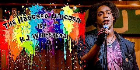 KJ Whitehead: The Haggard Unicorn - A Radical Comedy Show tickets