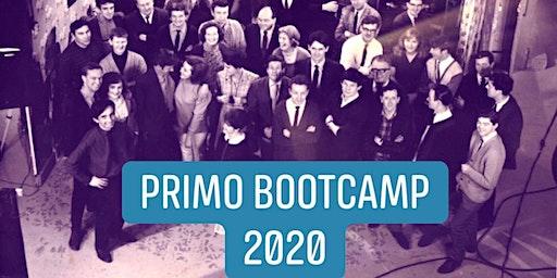 PRIMO BOOTCAMP 2020 (Ospite)