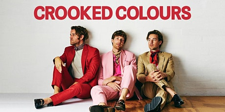 Crooked Colours in Auckland tickets