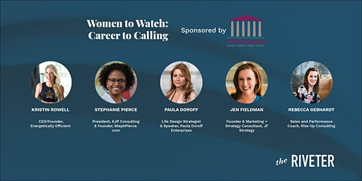 Women to Watch: Career to Calling | Sponsored by Oppidan