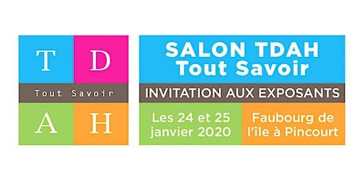 Salon TDAH Tout Savoir
