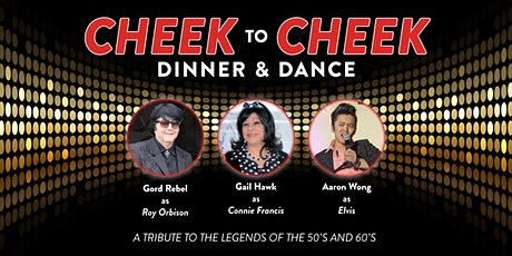 Cheek to Cheek - Dinner Dance tickets