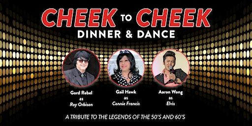 Cheek to Cheek - Dinner Dance