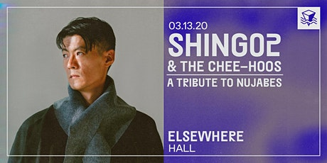 Shing02 & The Chee-Hoos: A Tribute to Nujabes @ Elsewhere (Hall) tickets