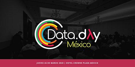 Data Day México 2020 entradas