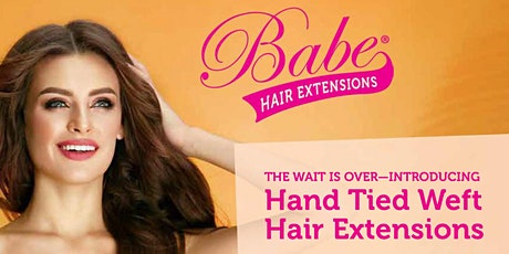 Babe Hand Tied Weft (HTW) Seamless Flexibility tickets