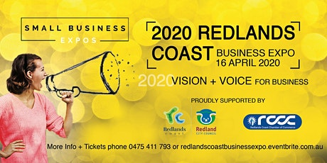 Redlands Coast Business Expo tickets
