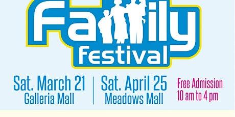 Family Festival tickets