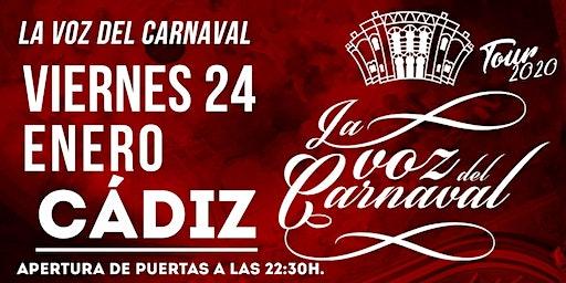 La voz del Carnaval - Viernes 24 de enero de 2020