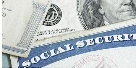 Understanding Social Security & Annuities with Robin Mueller - Thrivent Appleton- POSTPONED tickets