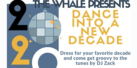 New Years Eve at The Whale tickets