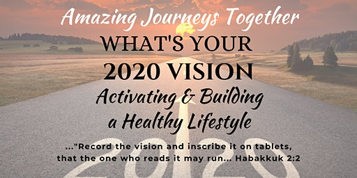 What's Your 2020 Vision - Alexandria Area