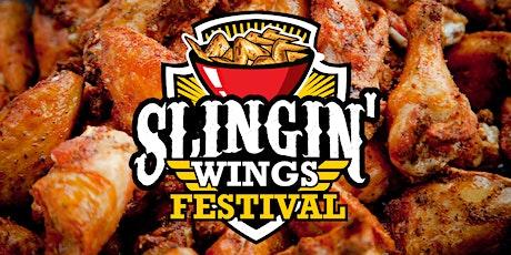 Slingin' Wings Festival tickets