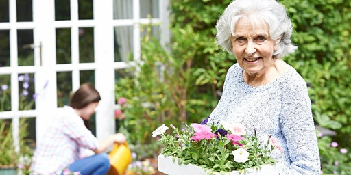 Become an Aged Care worker and support the elderly in your community!