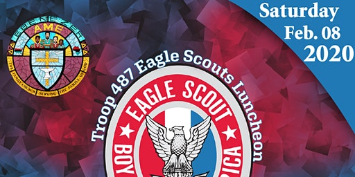 Troop 487 Eagle Scout Luncheon