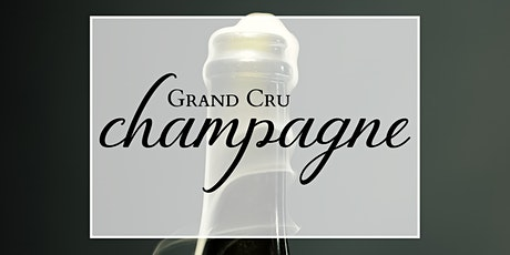 Grand Cru Champagne Tasting // Sydney - 5 November 2020 6:30pm tickets
