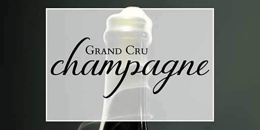 Grand Cru Champagne Tasting // Sydney - 5 November 2020 6:30pm