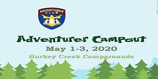 Adventurer Campout 2020