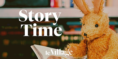 Story Time: Children's Reading Circle at Le Village tickets