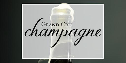 Grand Cru Champagne Tasting // Melbourne - 12 November 2020, 6:30pm
