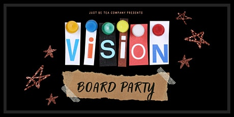 Just Be Vision Board Party tickets