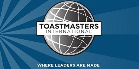 2020 Toastmasters Area 34 International & Humorous Speech Contests tickets