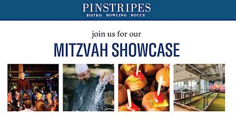 Mitzvah Showcase at Pinstripes Edina tickets