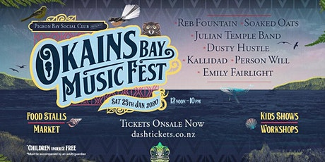 Okains Bay Music Fest tickets