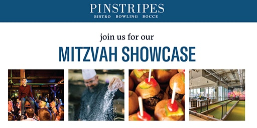 Mitzvah Showcase at Pinstripes San Mateo