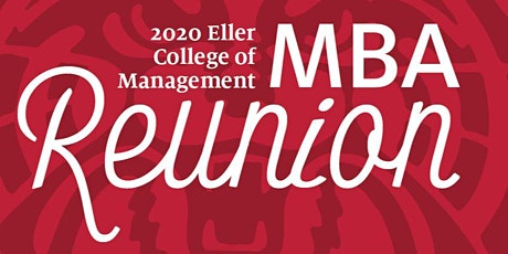 2020 Eller MBA Reunion tickets
