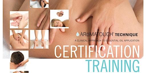 AromaTouch Technique Certification Training