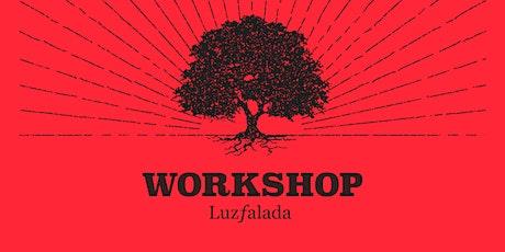 Workshop Luz Falada em Recife ingressos