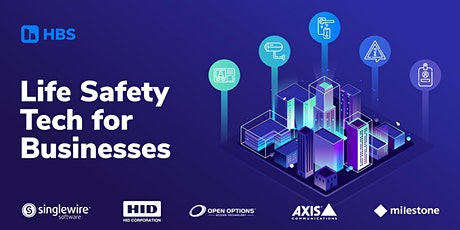 Life Safety Technology for Businesses tickets
