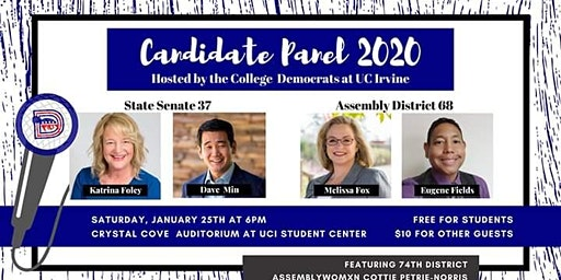 Candidate Panel 2020