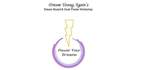 Power Your Dreams-2020 Vision-Board Workshop  tickets
