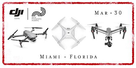 DJI Drone Photo Academy – Miami, FL tickets